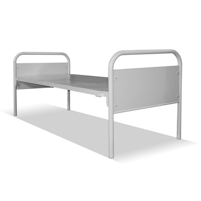Medical bed for psychoneurological patients.
