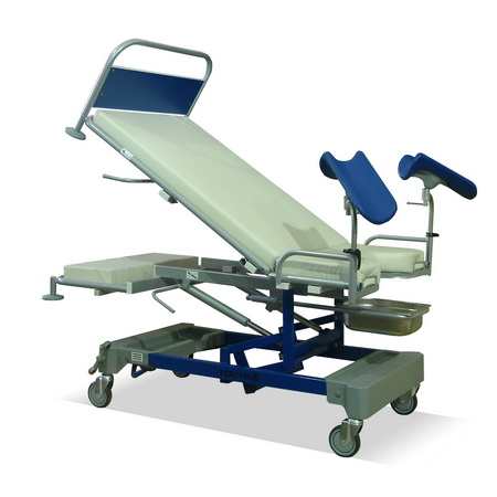 A functional obstetric bed КФ-«Техстрой 7» (obstetric)