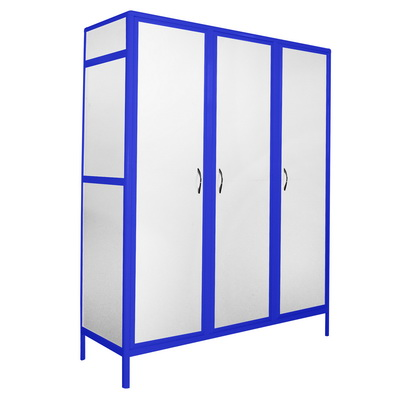A laboratory cupboard ТС 03.00 for clothes