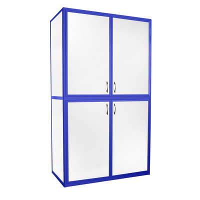 A laboratory cupboard ТС 02.00 (without legs)