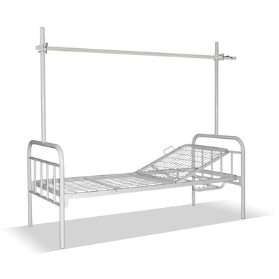 The hospital medical bed K.51.09 for traumatology department.